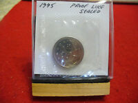 1995 CANADA QUARTER  DOLLAR TOP GRADE  25 CENT PIECE  95  PROOFLIKE  SEALED
