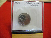 1979 CANADA QUARTER  DOLLAR TOP GRADE  25 CENT PIECE  79  PROOFLIKE  SEALED