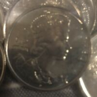 QUEEN ELIZABETH ONCE UPON A TIME 10 GOLDEN COIN JUBILEE 50 CENT COINS