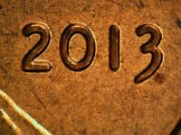 2013 P 1DO 10 LINCOLN CENT DOUBLED DIE