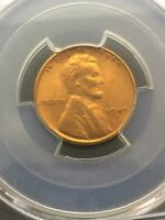 1949S  MINT STATE LINCOLN WHEAT CENT. PCGS GRADED MINT STATE 66RD