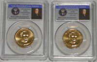 2013 P&D WILLIAM MCKINLEY PRESIDENTIAL DOLLAR $1  PCGS MINT STATE 67  POSITION A
