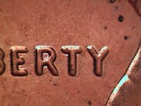 2015 P WDDO 032 LINCOLN CENT DOUBLED DIE