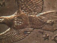 2000 P SAC $1 WOUNDED EAGLE FS 901