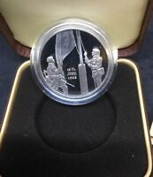 1982 LIBERATION OF THE FALKLAND ISLANDS SILVER PROOF MEDAL | PENNIES2POUNDS