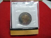 2005 CANADA 2$ TWO  DOLLAR  COIN  TOONIE SEE PHOTOS  05  PROOF LIKE  SEALED