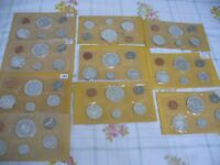 LOT OF  10  1963   1966   CANADA  SILVER   PROOF  LIKE  SETS  COIN      SEALED