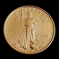 1996  1/10OZ  $5   GOLD AMERICAN EAGLE COIN   UNCIRCULATED   EXCELLENT