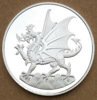 COMMEMORATIVE COIN COLLECTION WELSH RED DRAGON PRINCE OF WALES MONEY SCOTLAND