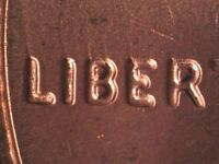 2011 P 1DEO 015T LINCOLN CENT TRAIL DIE
