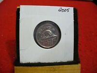 2005  CANADA 5 CENT COIN  NICKEL  PROOF LIKE  HIGH  GRADE  SEALED  SEE PHOTOS