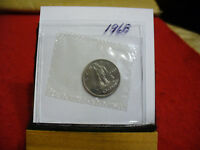 1968 CANADA  DIME  10 CENTS    TOP GRADE  68  PROOFLIKE  SEALED  SEE PHOTOS