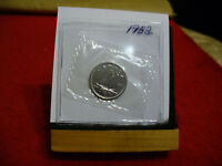 1982 CANADA  DIME  10 CENTS    TOP GRADE  82  PROOF LIKE  SEALED  SEE PHOTOS