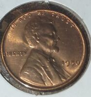 LINCOLN WHEAT CENT LOT BU 1950 AND 1950-S 2 COINS