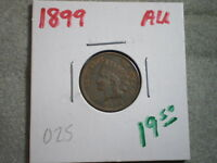 1899 INDIAN HEAD CENT/ COOL COIN