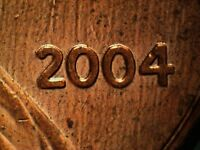 2004 P WDDO 007 EDS LINCOLN CENT DOUBLED DIE