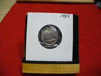 1983 CANADA  DIME  10 CENTS    TOP GRADE  83  PROOF LIKE  SEALED  SEE PHOTOS