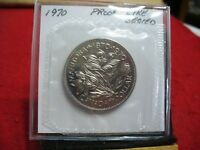 1970  CANADA   DOLLAR  COIN   TOP GRADE  SEE PHOTOS  70  PROOF LIKE  SEALED