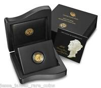 2016 W MERCURY DIME GOLD CENTENNIAL COMMEMORATIVE COIN WITH