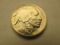 1913 S INDIAN HEAD BUFFALO NICKEL TYPE 2 T2 RARE VERION HIGH