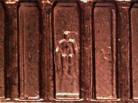 2001 D WDDR 002 LINCOLN CENT DOUBLED DIE