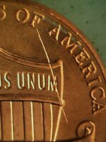 2013 P STRUCK THROUGH LINCOLN CENT