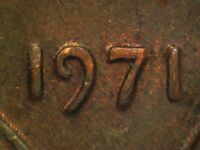 1971 1DO 002 WDDO 002 CDDO 001 DDO 002 2 O I CW LINCOLN CENT DOUBLED DIE