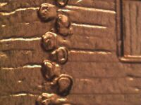 2009 P EC WDDR 010 CDDR 008 LINCOLN CENT DOUBLED DIE
