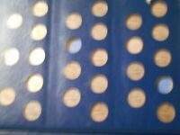 75 OF 77 SET OF MERCURY DIMES 1916 1945 ALL THERE EXCEPT THE