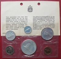 CANADA COINS   MINT SET UNCIRCULATED 1967 IN ORIGINAL PACKAG