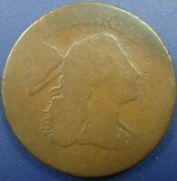 1794 CAPPED LIBERTY LARGE CENT, HEAD OF 1794 - AG