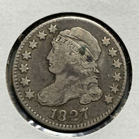 1827 10C CAPPED BUST DIME 49939