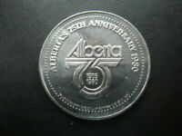 CANADA 1980 ALBERTA 75TH ANN ONE DOLLAR.  ..20005CH