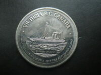 CANADA 1982 VICTORIA B.C ONE DOLLAR.  CITY OF GARDENS ..20005CH