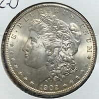 1902-O $1 MORGAN SILVER DOLLAR 50671