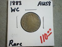1883 LIBERTY NICKEL/ WITH CENTS UNCERTIFIED---SHIPS FREE---- COIN------