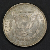 1904-O $1 MORGAN SILVER DOLLAR -  TONING - LOTM836