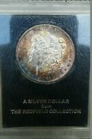 1891 S MORGAN REDFIELD COLLECTION SILVER DOLLAR  GEM