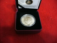 2013  $25 FINE SILVER COIN   GRANDMOTHER  MOON MASK COIN  RCM MINT