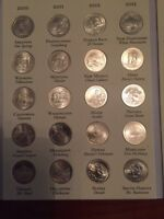 33 AMERICAN STATE NATIONAL PARK COMMEMORATIVE QUARTERS 2010