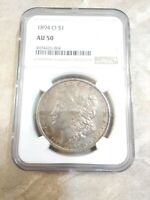 1894 O MORGAN DOLLAR BEAUTIFUL TONING