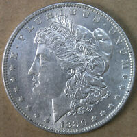 $1 1880-O MORGAN SILVER DOLLAR CHOICE  AU  AVENUECOIN