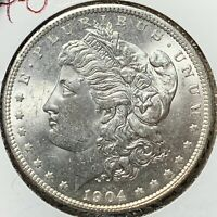 1904-O $1 MORGAN SILVER DOLLAR 51759