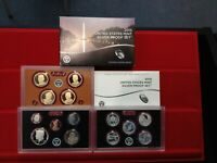 2015 S SILVER 14 COIN PROOF SET ORIGINAL    LOW MINTAGE
