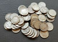 ROLL OF 50 ROOSEVELT SILVER DIMES