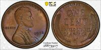 1923 1C LINCOLN CENT PCGS MINT STATE 64BN 28873907, TONED W/ TRUEVIEW C12