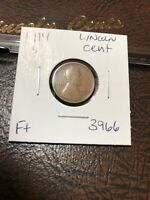 1914 S LINCOLN CENT F. 3966