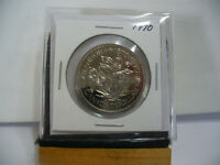1970  CANADA  NICKEL  ONE  DOLLAR  1 $ COIN    NICE  GRADE   70    AUCTION