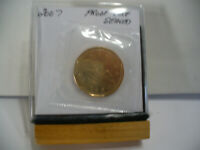 2007 CANADA  DOLLAR COIN  LOONIE TOP GRADE  SEE PHOTOS  07  PROOF LIKE  AUCTION
