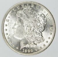 1890-S MORGAN SILVER DOLLAR